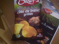 Les nouvelles chips Bret's débarquent  en Petite Camargue .