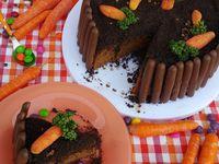 Carrot cake – Gâteau aux carottes