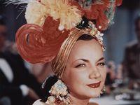 Carmen Miranda (1909 - 1955)