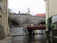 Avec les amis du clos à PRAGUE(3)