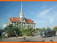 Départ de Siem Reap