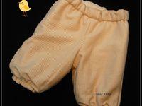 2013.12.29 - Bloomer réversible bébé : jersey de coton et polaire