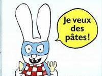 Les aventures de Simon le lapin, une lecture en série pour les enfants dès la petite section de maternelle