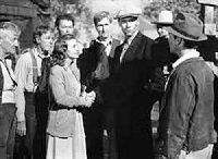 1/ La chevauchée fantastique (1939) . 2/ Les raisins de la colère (1940) 3/ Qu'elle est verte ma vallée (1941) 4/ La poursuite infernale (1946)  5/ La charge héroïque (1948) 6/ Rio Grande (1950)