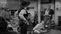 1/ La prisonnière du désert (1956)  2/ Les Cavaliers (1959)  3/ Le Sergent noir (1960) 4/ L'homme qui tua Liberty Valence (1962) 5/ La Taverne de l'Irlandais (1963)  6/ Les Cheyennes (1964)