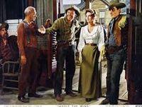 1/ La flamme pourpre (1954)  2/ Libre comme le vent (1958)  3/ L'aventurier du Rio Grande (1959)