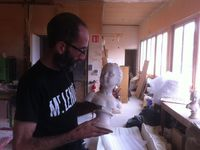 L'Atelier Prométée à la Plaine-Saint-Denis.
