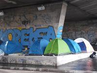 Accueil des migrants Porte de la Chapelle : Pareil en pire !