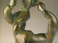La sculpture d'Henri Delcambre, &quot&#x3B;poème en volumes&quot&#x3B;