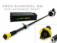 Frex Simwheel DD (Direct Drive)