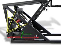 Le cockpit SPENARD SIMULATION : Polyvalence et modularité.