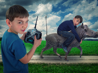 John Wilhelm is a photoholic...