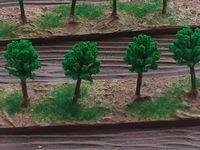 Nappes de jeu et éléments de décors pour jeux avec figurines