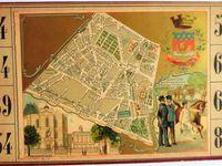 loto des arrondissements de Paris ( 11 à 20)
