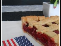 Cherry Pie  : Tarte aux cerises américaine !