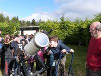 Sortie à l'observatoire des CM2 et des CE2