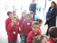 les élèves de Moyenne Section de Villeneuve sur lot à Keskili : 21 novembre 2014