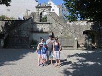 Recharge rapide à Schinznach-Bad, déjeuner au château Habsburg avec Alex et Irina, château Wildegg, monastère et fontaine romaine à Königsfelden