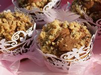 Foodista Challenge- Cupcakes Pomme Crumble