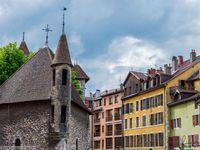 Visite de la ville d'Annecy. Prises de vues de paysages en très haute définition. Par Olivier Pain reporter photographe à tours en région centre