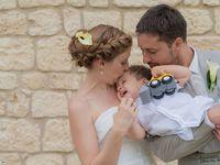 Reportage lors d'un mariage à Vendome