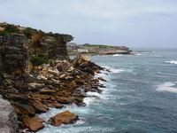 Promenade de Coogee Beach à Bondi Beach