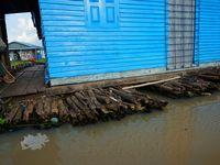 Les villages flottants sur le Tonlé Sap