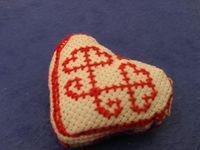 Petit coeur 3D pour mon chéri.