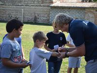 Projet Rugby School