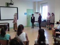 Rencontre CM2- Sixième
