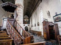 Auxi le Château. (église St-Martin)
