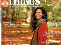 Magazine Simple Things - Bougie Yankee Candle - Crème mains régénératrice à la grenade Weleda