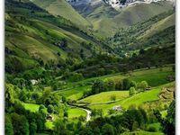 Images du jour : Montagnes et vallées