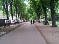 Parc de la pépinière de Nancy