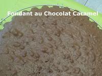 Un Tour en Cuisine #395 - Fondant au Chocolat Caramel