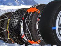 Sports d'hiver = pneus neige et chaînes