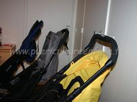 COMPARATIF BABYZEN YOYO vs RECARO EASYLIFE vs MOUNTAIN BUGGY NANO