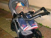 TEST AVEC BABY SECURANGE / FILLE DE 1M / GARCON  DE 1.03M