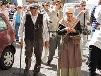 Grans, visite théâtralisée du village