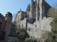 Voyage en France, le Mont Saint Michel 2/2