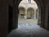 Arles, les cryptoportiques