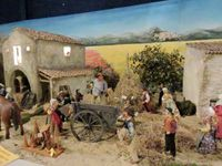 Grignan, le village miniature