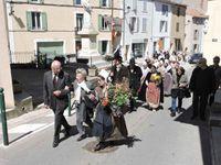 Meyrargues, Hommage à Jóusé d'Arbaud