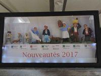 Aubagne, Marché Céramique et Santons 2017
