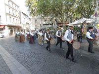 Avignon, 150 ans de la Coupo Santo