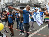 La Belgian Pride 2017 en quelques photos
