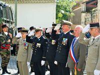 Commémoration du Centenaire 1914-18.