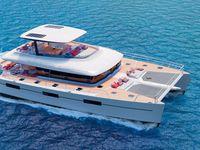 Découvrez en exclusivité les premières images du Lagoon 630 Motor Yacht