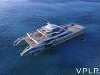 Manifesto : un motoryacht catamaran géant, par VPLP - photo MYS 2014 : S. Neumann