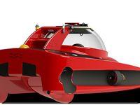 Hp Sport Sub 2, un nouveau sous-marin personnel pour compléter un yacht